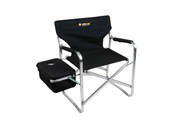 Oztrail Directors Studio Chair with Side Cooler