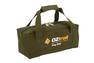 Oztrail Canvas Peg Bag