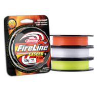 BERKLEY FIRELINE TOURNAMENT EXCEED ( FLAME GREEN ) BRAID FISHING LINE