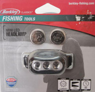 Berkley Mini LED Headlamp ideal night fishing accessory