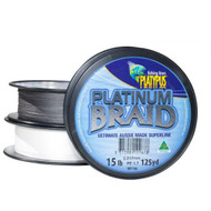 Patypus Platinum Braid fishing line ( Grey Only )stock clearance