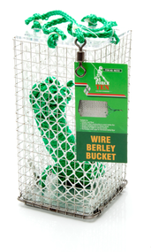 Force Ten Fishing Wire Burley Bucket with Rope
