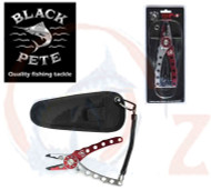 BLACK PETE DECKIES FISHING PLYERS TT-DP