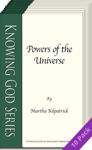 Powers of the Universe (10 Pack) by Martha Kilpatrick