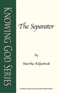 Separator, The by Martha Kilpatrick