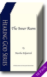 Inner Room, The (10 Pack) by Martha Kilpatrick