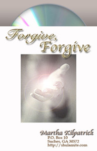 Forgive, Forgive by Martha Kilpatrick John Enslow