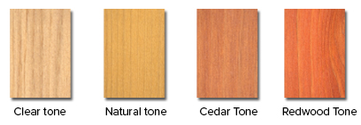 Defy Wood Oil for Decks Colors