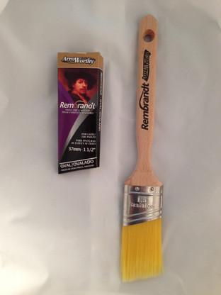 "Rembrandt 1 1/2"" Brush"