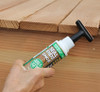 Seal ends Once Application (optional applicator)