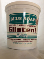 Glisten! Blue Soap - Reliable