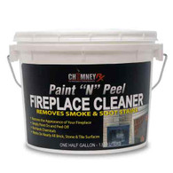 "Chimney Rx Paint ""N"" Peel Fireplace Cleaner"