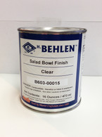Behlen Salad Bowl Finish B603-00015