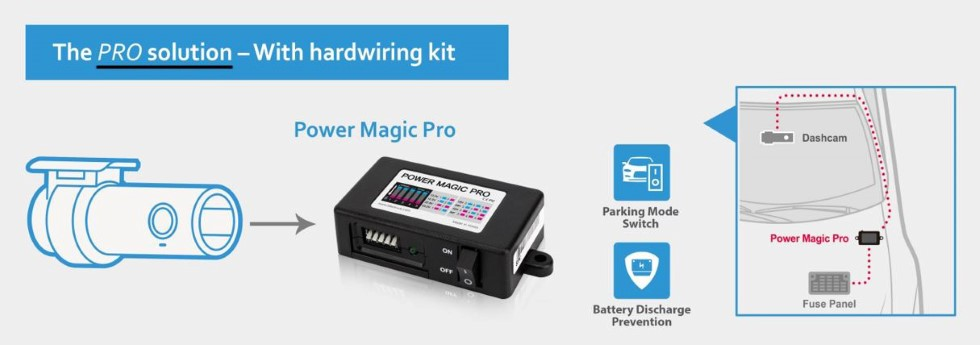 Parking Mode, Surveillance, and Power Magic Pro Frequently Asked Questions | How does parking mode work? | The Dashcam Store Blog
