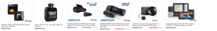 shop all dashcams on sale now at www.thedashcamstore.com