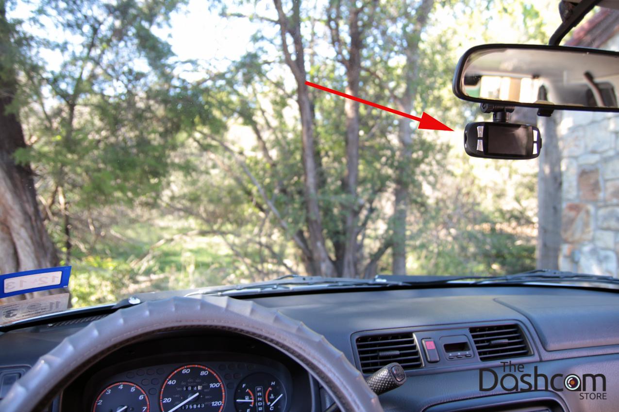 mirror dash cam instructions