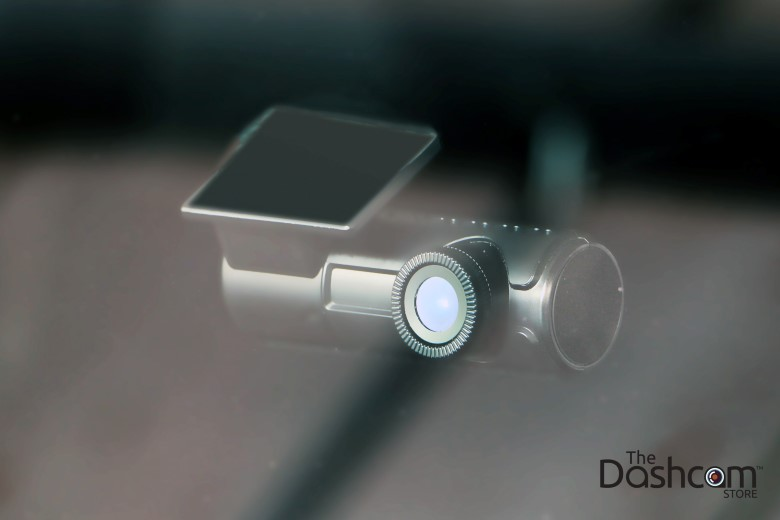 The DOD Tech RC500S 2 channel dashcam with superior night vision installed in car | The Dashcam Store Blog