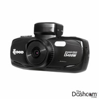 DOD LS460W Full HD 1080p Single Lens GPS Dashcam