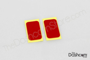 BlackVue Adhesive Windshield Mounting Pads   Sold in sets of 2