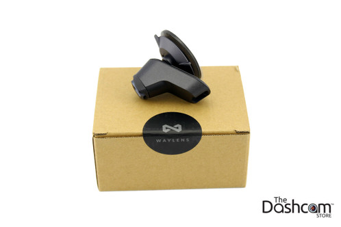 New Waylens Horizon Replacement Suction Cup Windshield Mount | Box Contents