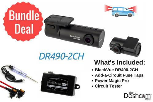 thedashcamstore.com blackvue dr490 2ch dashcam diy bundle 1275__57712.1502811076.498.332?c\=2 garmin 498 wiring diagram 4 wire telephone wiring diagram \u2022 wiring  at gsmx.co
