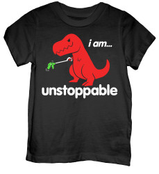Toddler Unstoppable DIno T-Shirt