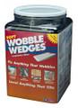 Std Wedge, Soft, 300 pcs, Black