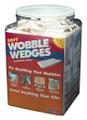 Std Wedge, Soft, 300 pcs, White
