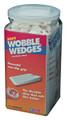 Std Wedge, Soft, 75 pcs, White