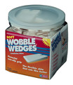 Std Wedge, Soft, 30 pcs, White