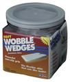 Std Wedge, Soft, 30 pcs, Clear