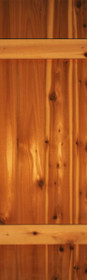 These wooden cedar shutters are very affordable and are made using the same techniques as our Premium Collection.