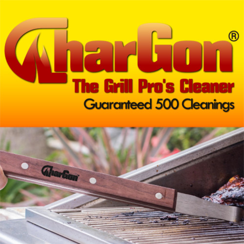 CharGon The Grill Pro's Cleaner