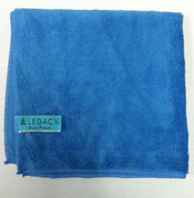 Legacy 16 x 16 Blue Ribbon Microfiber Towels