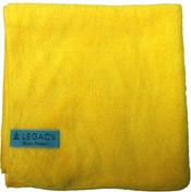 Legacy 16 x 16 Blue Ribbon Microfiber Towels (Yellow)