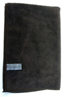 "Legacy 16"" x 24"" Brown Deluxe Large Micro-Fiber"