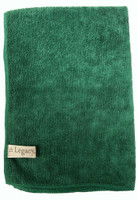 "Legacy 16"" x 24"" Green Deluxe Large Micro-Fiber"
