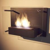 Nu-Flame Radia Wall Bio-Fireplace