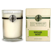 Archipelago Signature Collection Wasabi Mint Soy Candle in Box