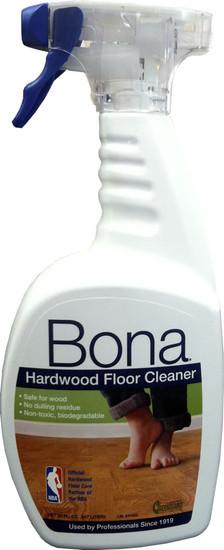 Bona 32oz Hardwood Floor Cleaner Spray Clickyhome