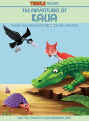 Adventures of Kalia (Tinkle) (Character Collection)