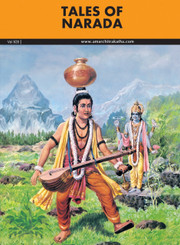 Amar Chitra Katha's Narada single comic book