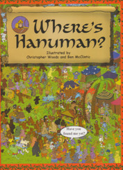 Where's Hanuman: Children's Picture Book