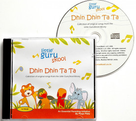 Dhin Dhin Ta Ta - audio CD