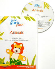 Animals - English/Hindi DVD