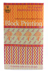Block printing kit-cover