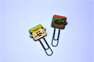 Bookmark/clips -  dakoo & daroga