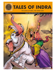 Amar Chitra Katha's Tales of Indra single comic book