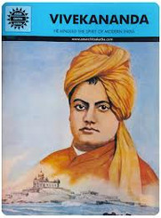 Amar Chitra Katha's Vivekananda single comic book