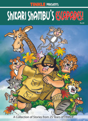 Shikari Shambus Escapades (Tinkle Comics) (Character Collection)